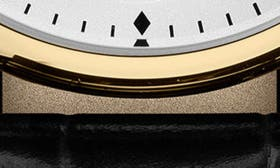 Black/ White/ Gold swatch image