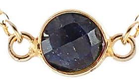 September - Sapphire swatch image
