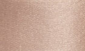 Clear/ Warm Taupe Satin swatch image