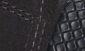 Dark Grey Nubuck swatch image