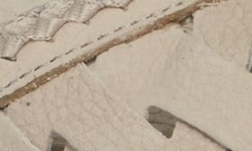 Light Grey Nubuck swatch image