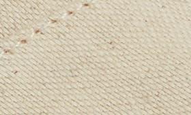 Multi Crochet/ Hemp Rope Sole swatch image