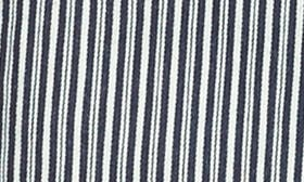 Striped Stretch Denim swatch image