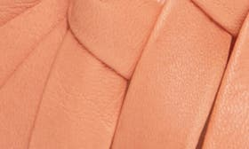 Salmon Leather swatch image