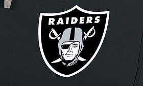 Oakland Raiders/ Black swatch image
