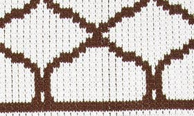 White/ Brown swatch image