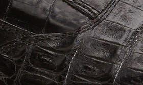 Black Crocodile swatch image