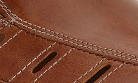 Nuss Roma Brown Leather swatch image