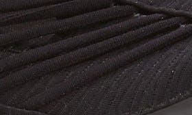 Black Mesh Fabric swatch image