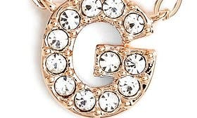 G Rose Gold swatch image