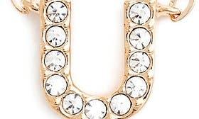 U Rose Gold swatch image