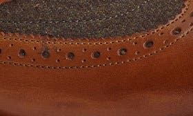 Tan/ Brown Leather swatch image