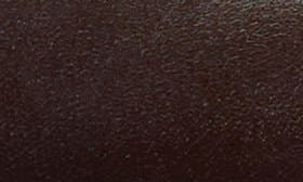 Dark Brown Leather swatch image