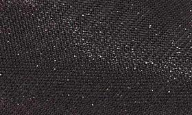 Black Glitter Fabric swatch image