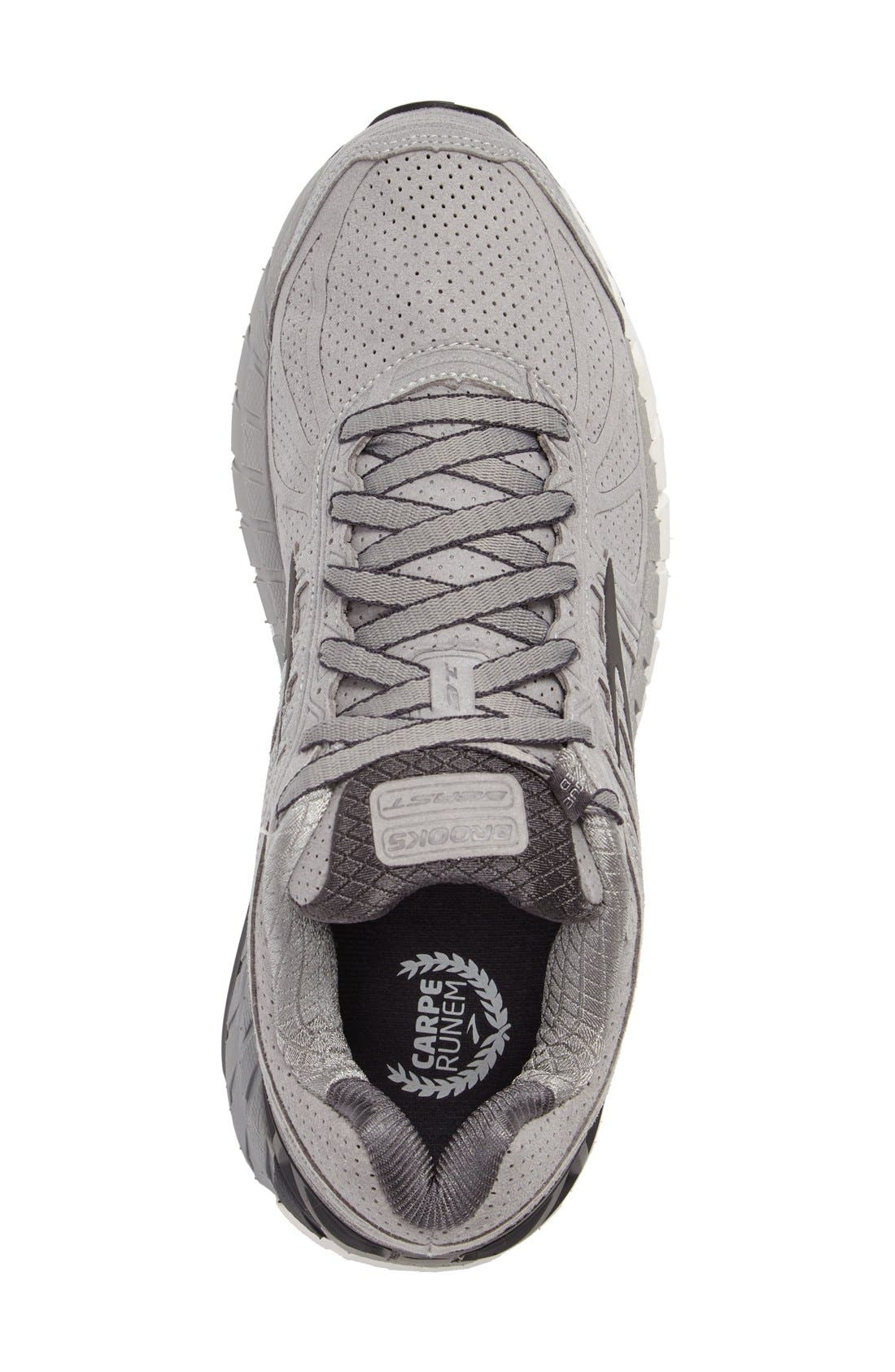 Beast 16 LE Running Shoe,                             Alternate thumbnail 3, color,                             Silver/ Anthracite