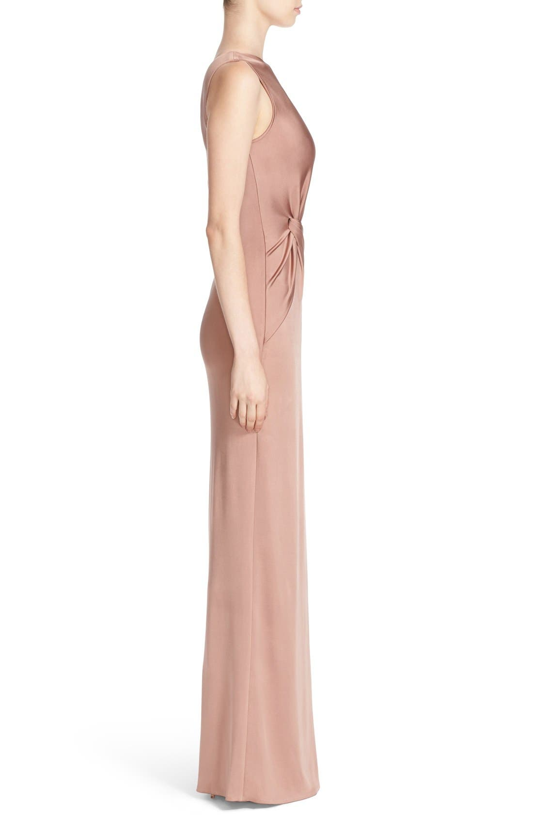 Alternate Image 4  - Cushnie et Ochs One-Shoulder Twist Gown