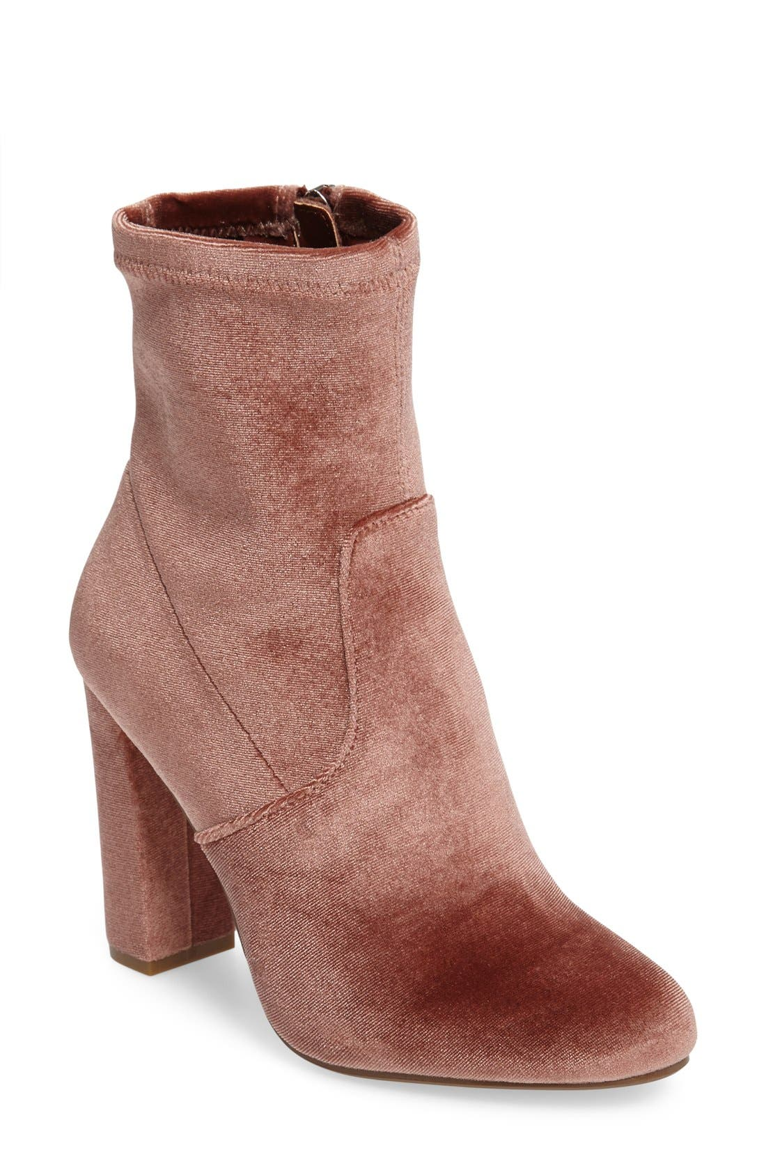 Alternate Image 1 Selected - Steve Madden Edit Bootie (Women)