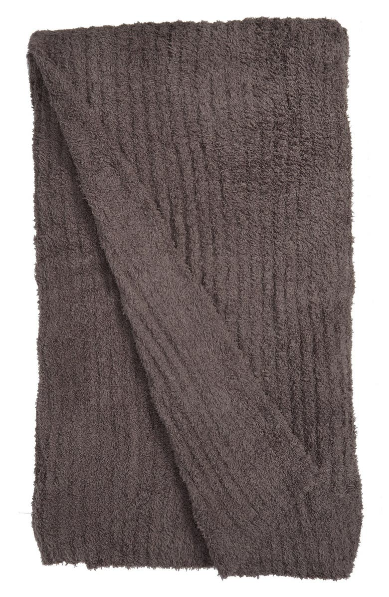 Barefoot Dreams 174 Cozychic 174 Ribbed Blanket Nordstrom
