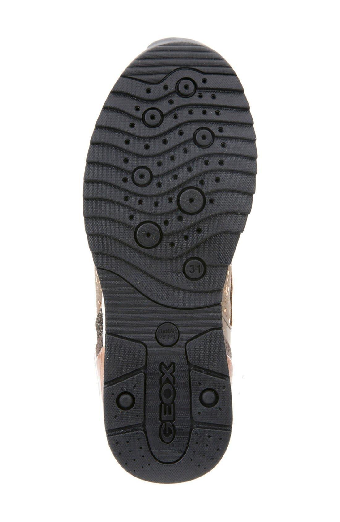 Maisie Sneaker,                             Alternate thumbnail 5, color,                             Dark Beige