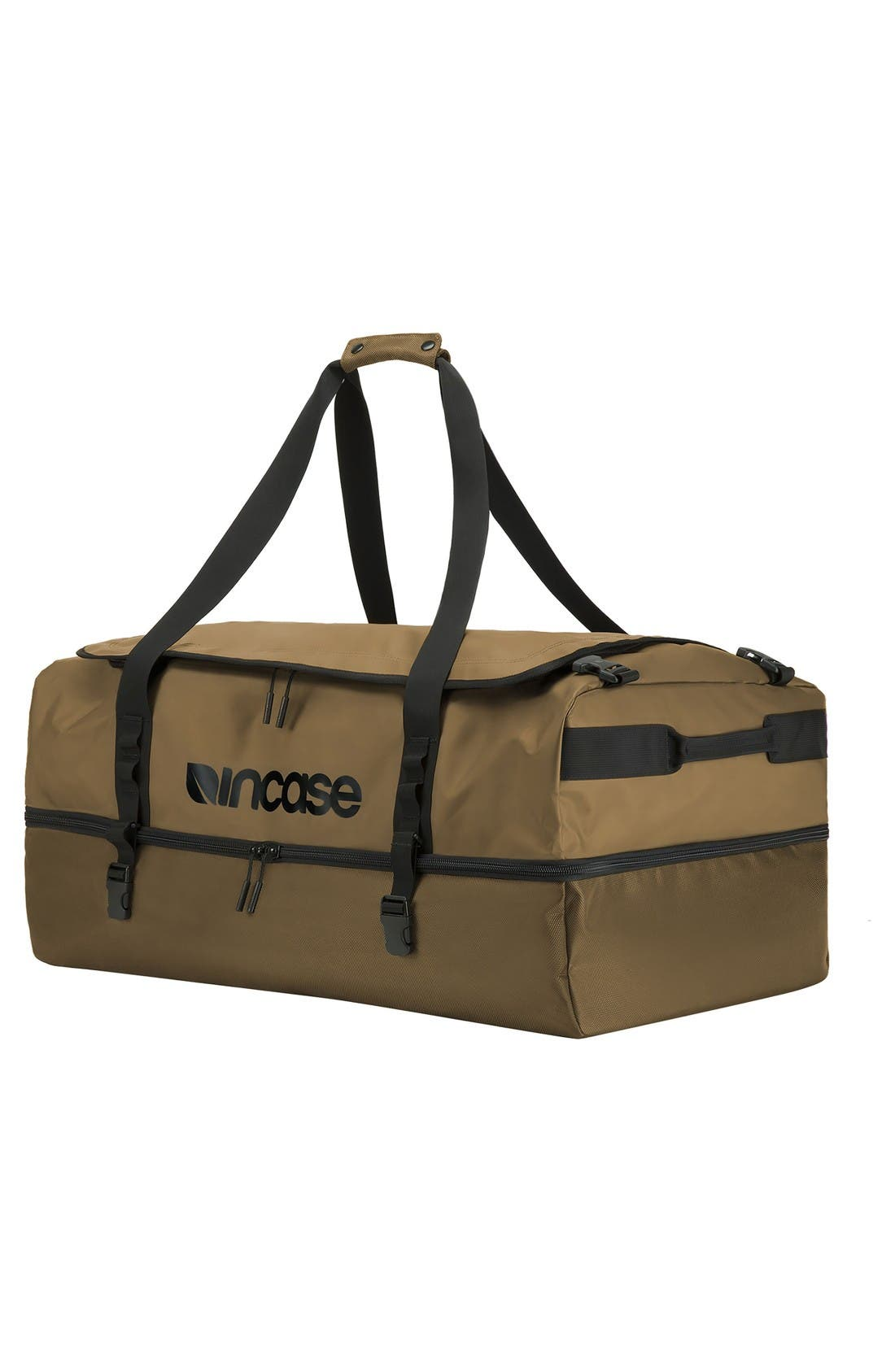 Alternate Image 4  - Incase Designs TRACTO Small Split Convertible Duffel Bag