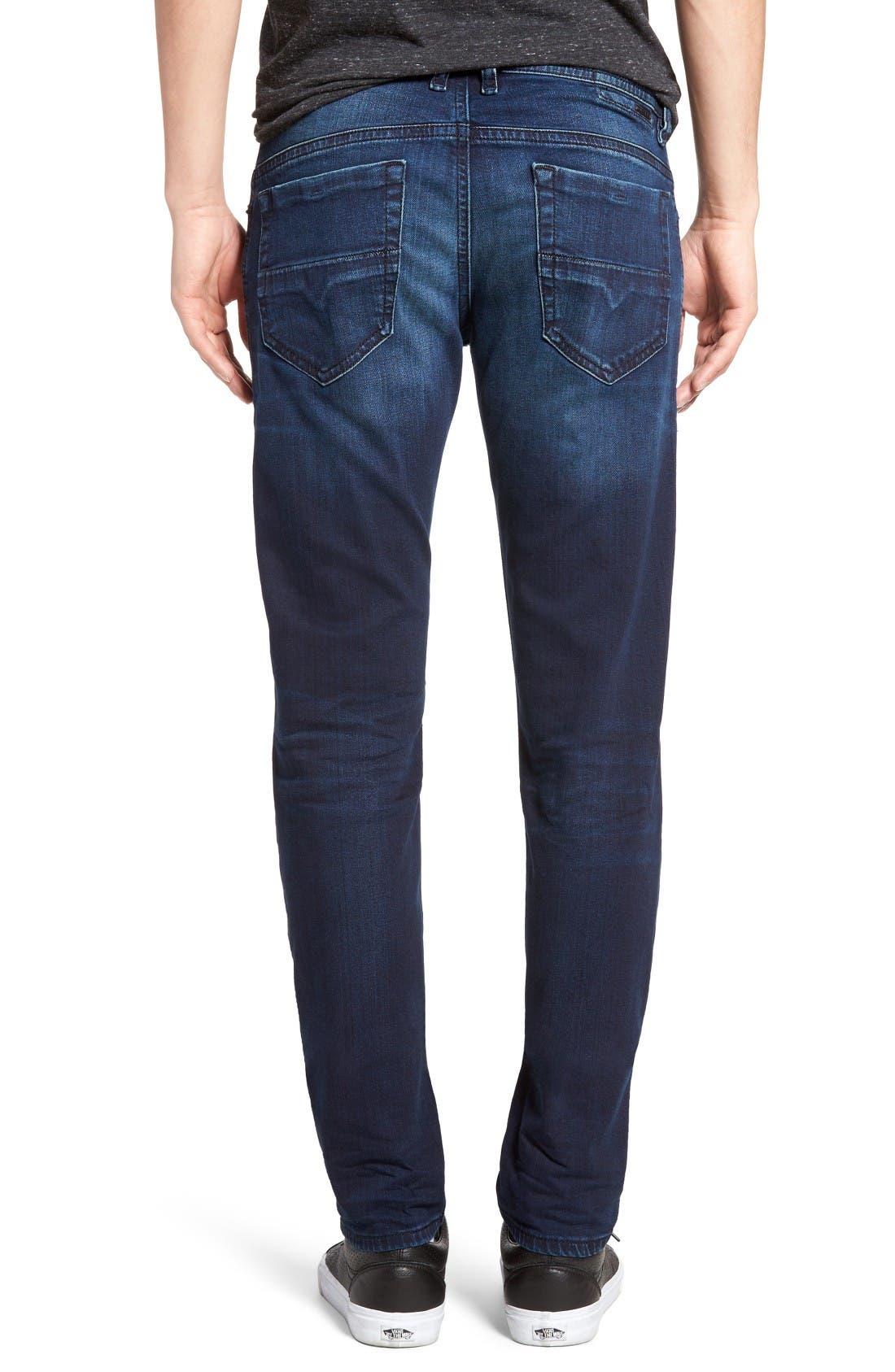 Alternate Image 2  - DIESEL® Thommer Skinny Fit Jeans (084BV)