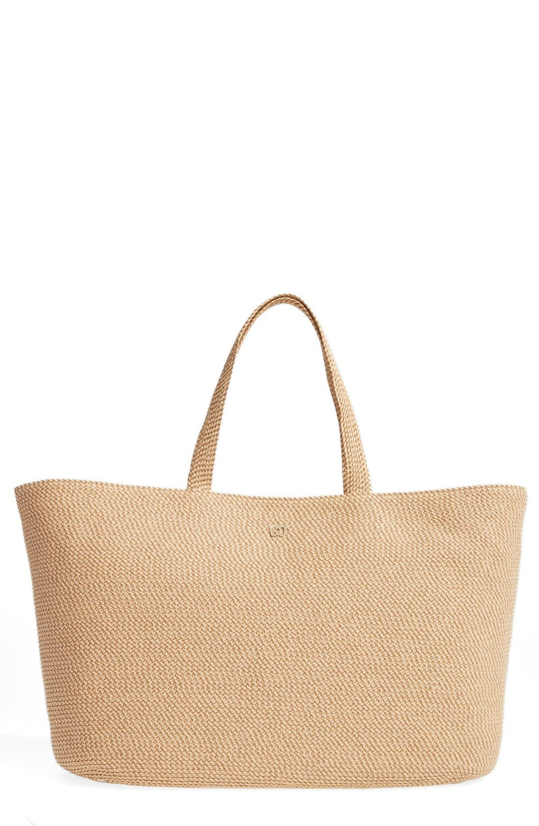 'Sinclair' Squishee<sup>®</sup> Tote,                         Main,                         color, Peanut