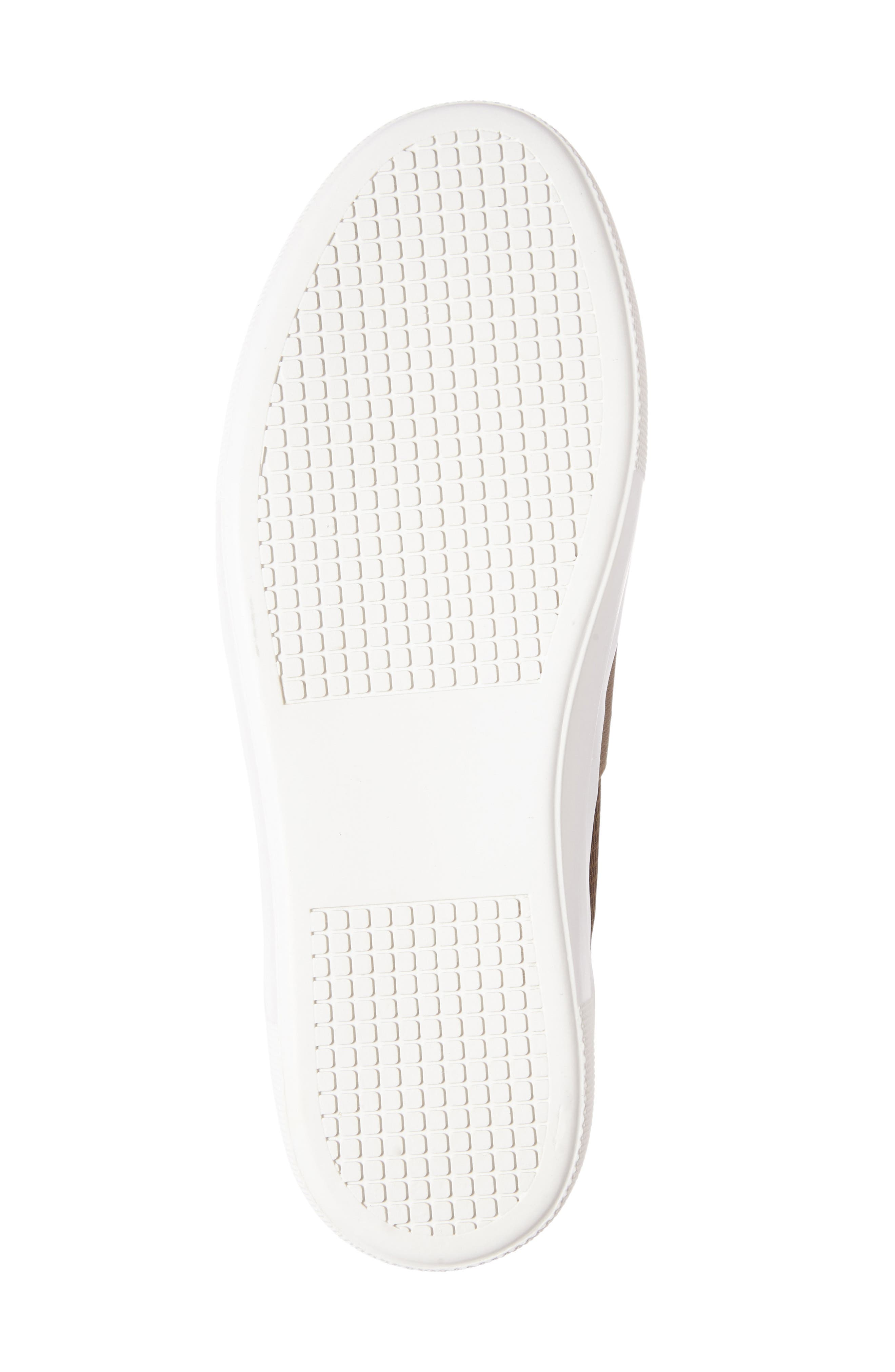 Alternate Image 4  - Steve Madden Glenn Slip-On Platform Sneaker (Women)