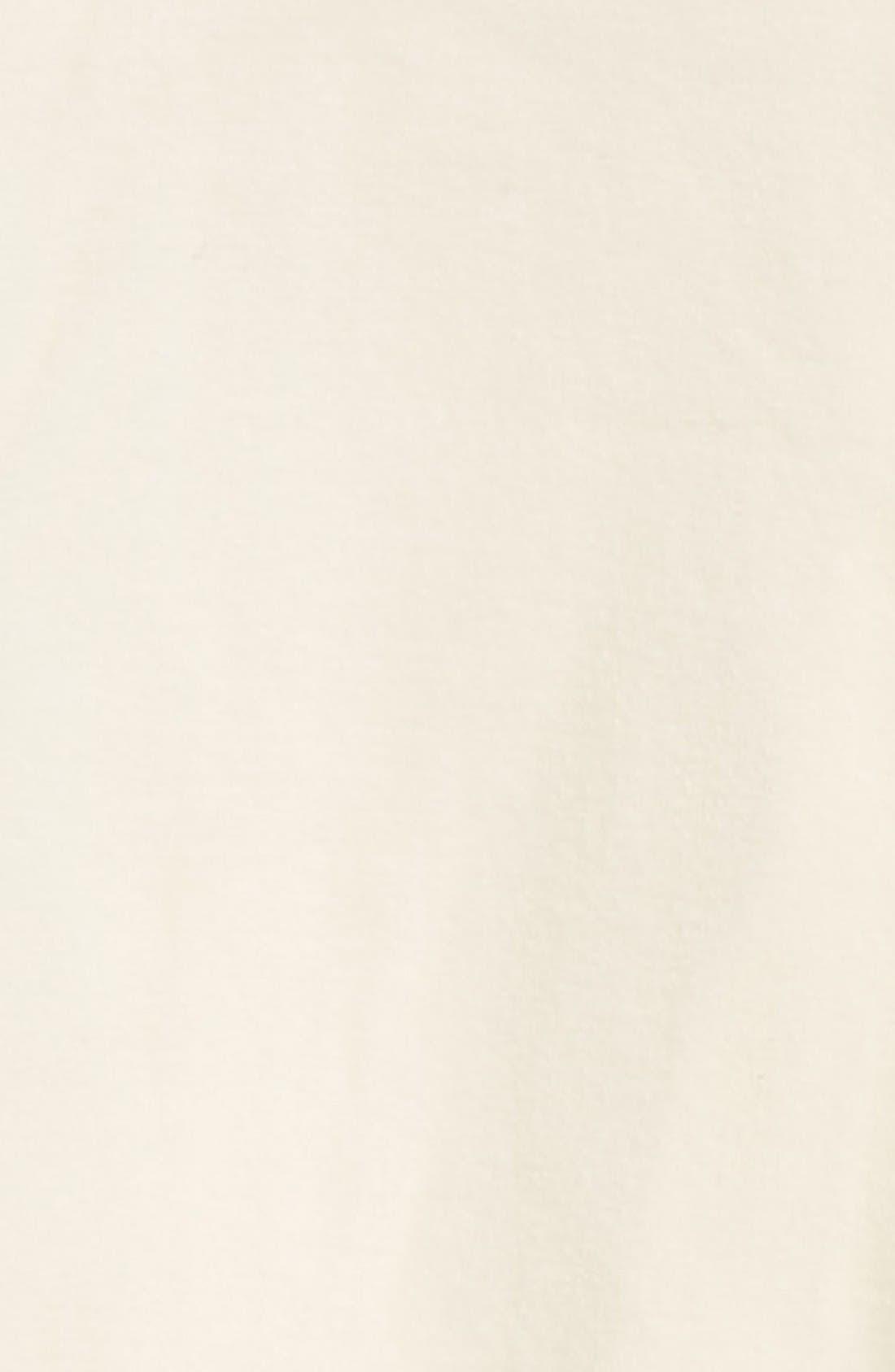 'So Fine' Microfiber Tights,                             Alternate thumbnail 3, color,                             Cream Vanilla