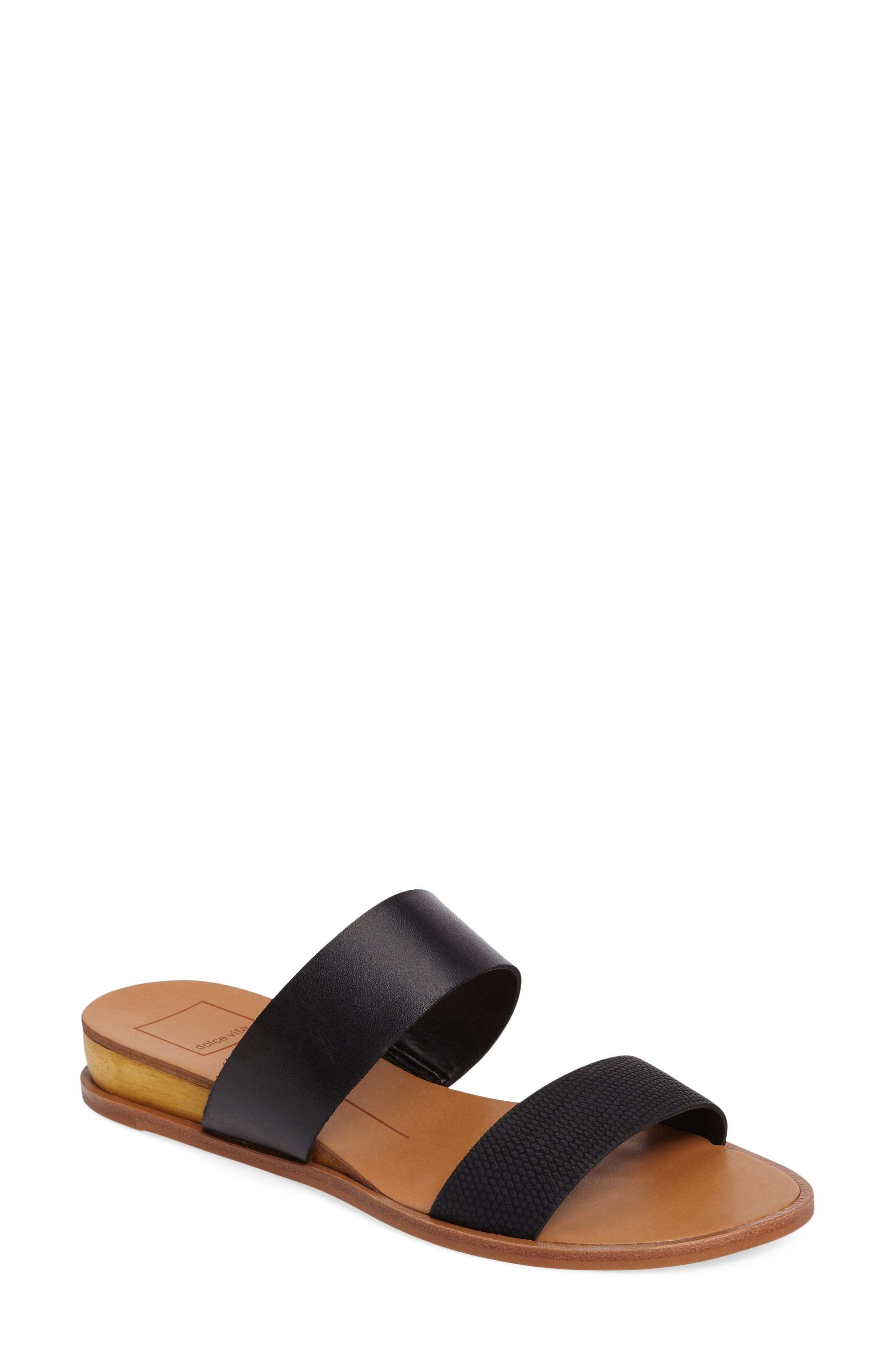 Main Image - Dolce Vita 'Payce' Slide Sandal (Women)
