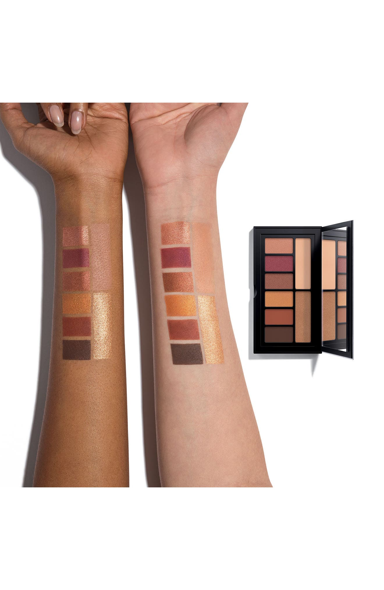 Alternate Image 4  - Smashbox Cover Shot Ablaze Eyeshadow Palette