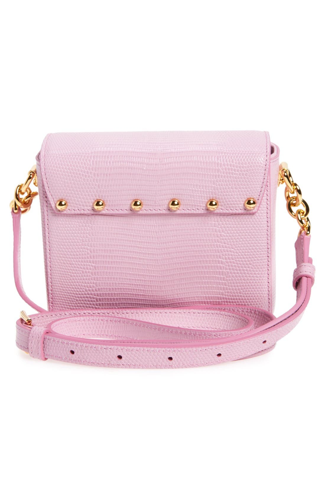 Alternate Image 2  - Dolce&Gabbana Mini Luccia Crossbody Bag