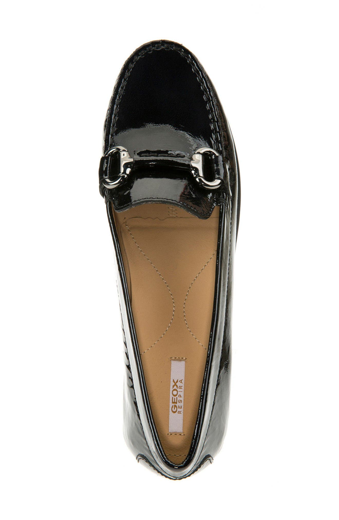 Alternate Image 3  - Geox Elidia Bit Water Resistant Loafer (Women)
