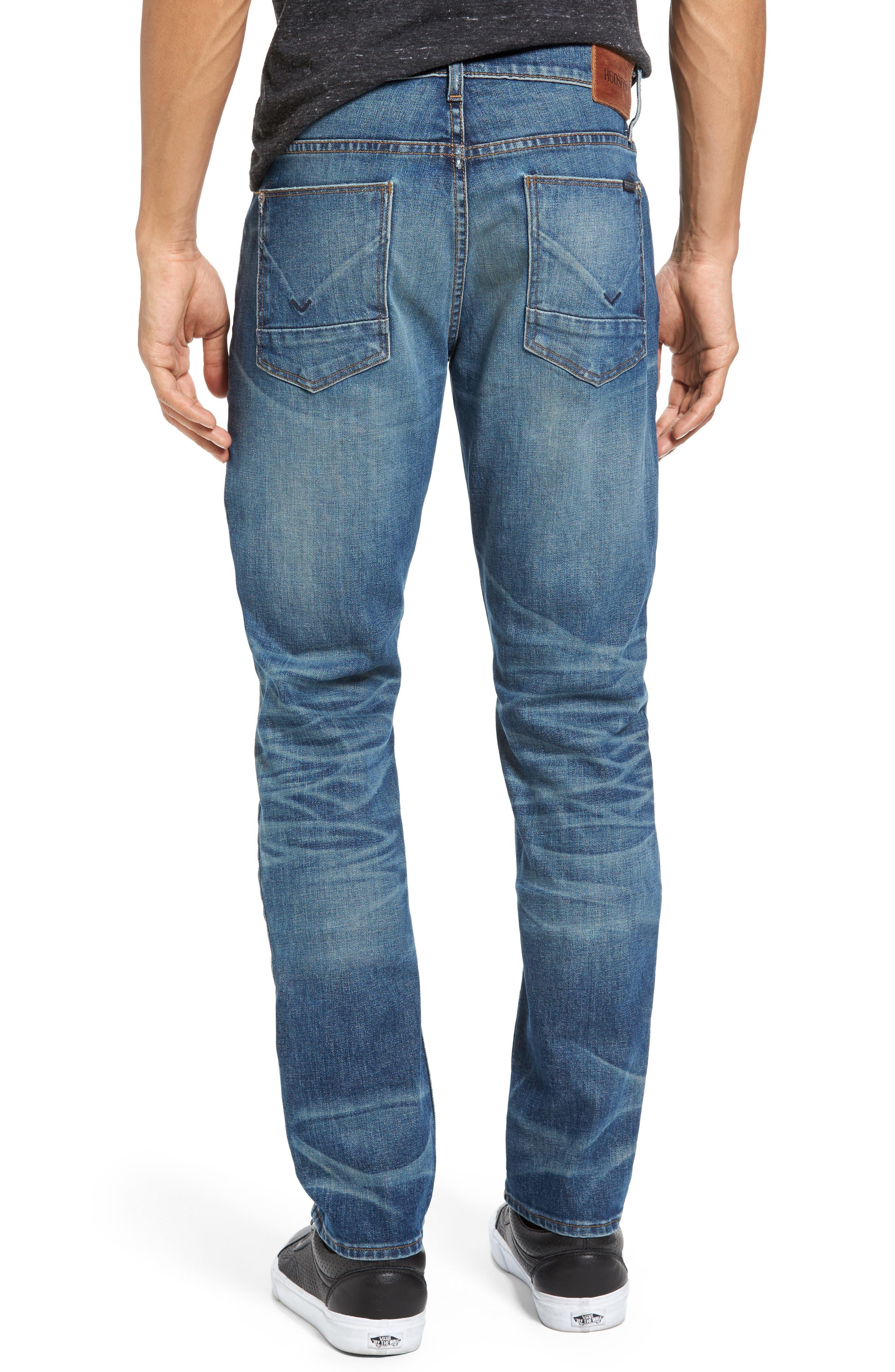 Alternate Image 2  - Hudson Jeans Blake Slim Fit Jeans (Withstand)
