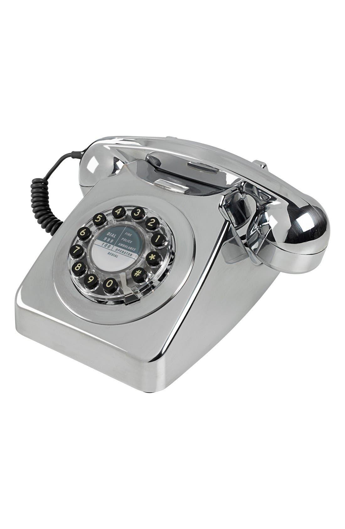 Alternate Image 2  - Wild and Wolf Metallic Phone
