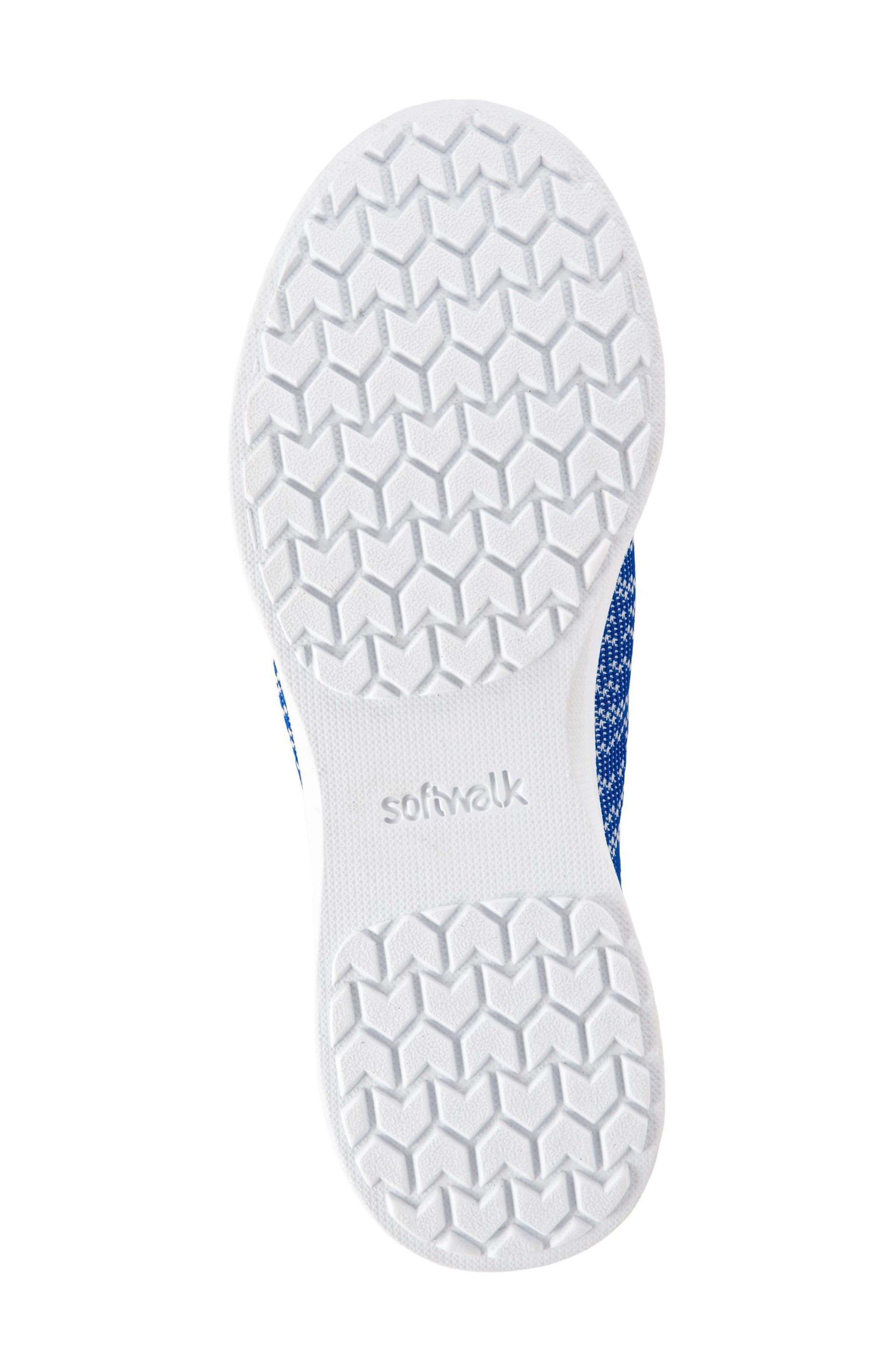 Alternate Image 4  - SoftWalk® Convertible Slip-On Sneaker (Women)