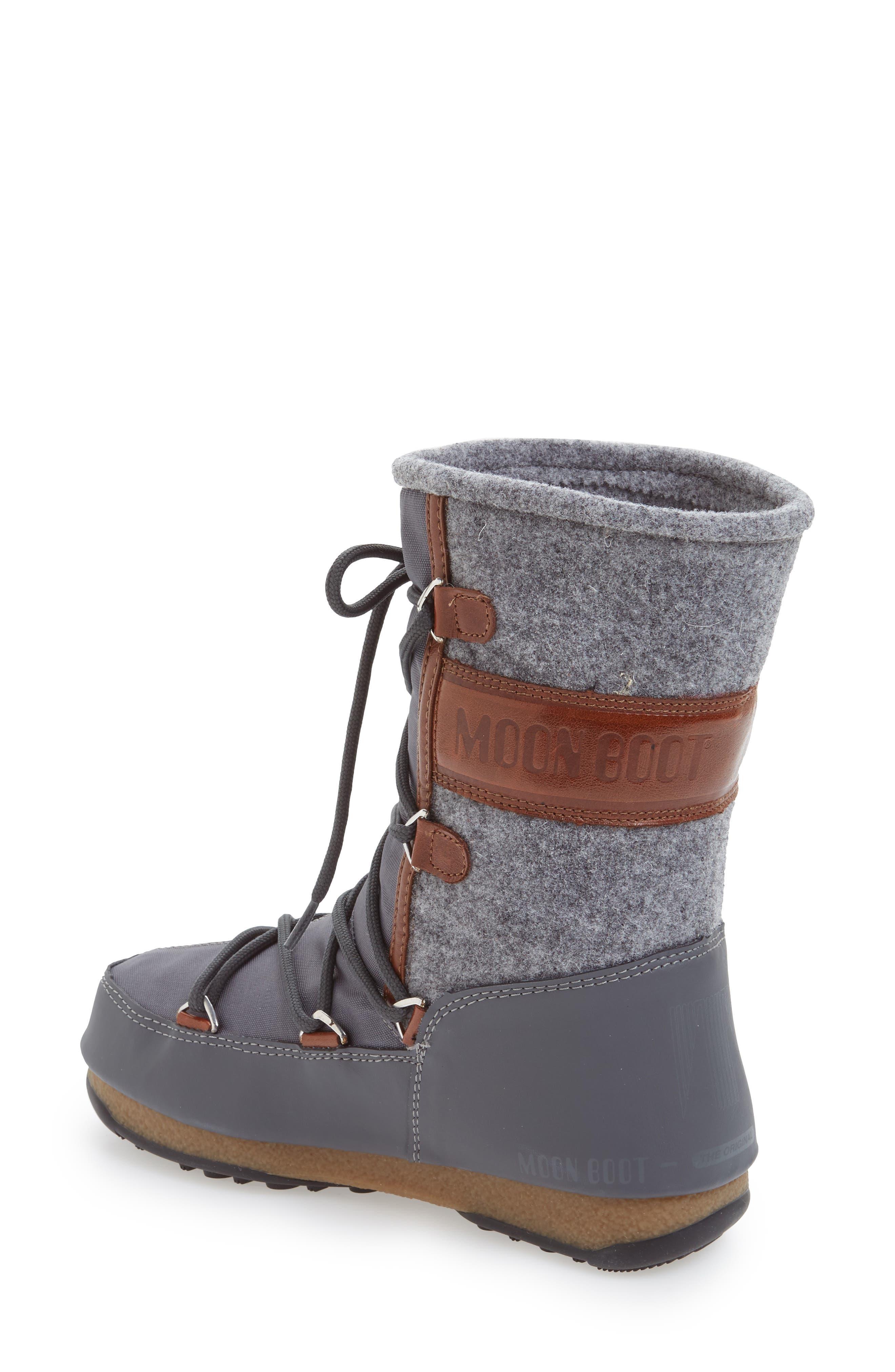 Alternate Image 2  - Tecnica® Vienna Waterproof Moon Boot® (Women)
