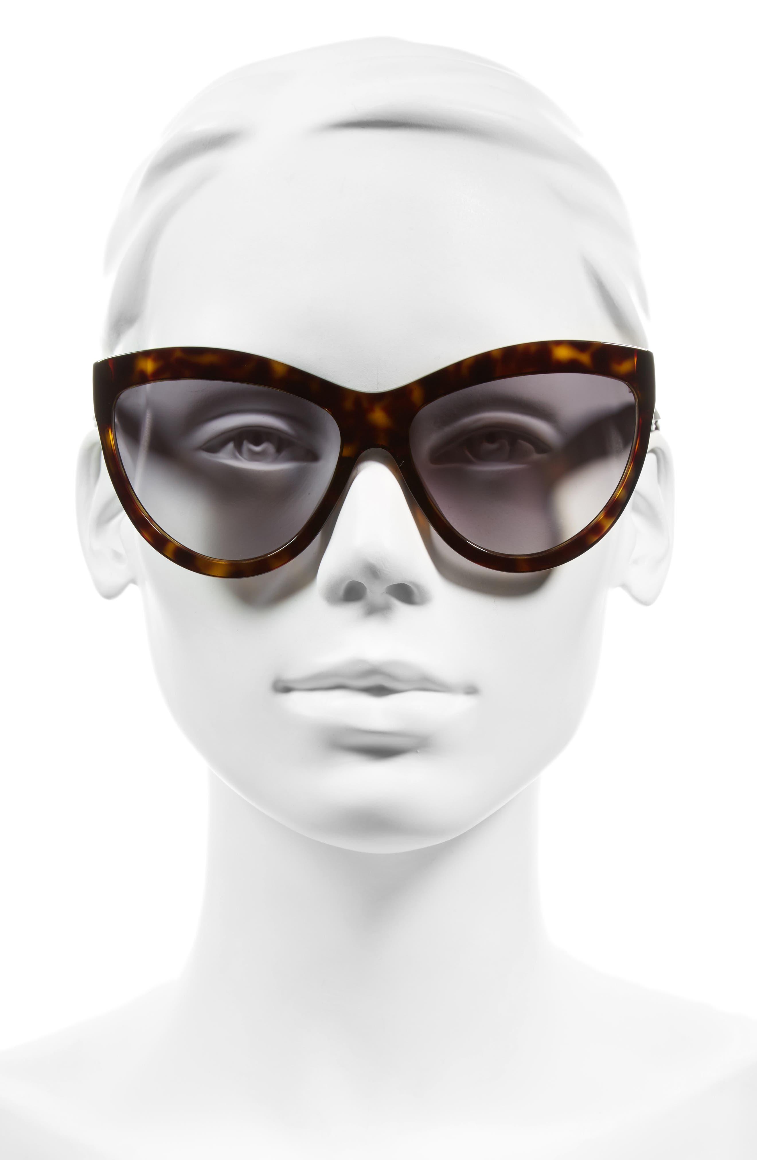 Alternate Image 2  - Balenciaga 60mm Sunglasses