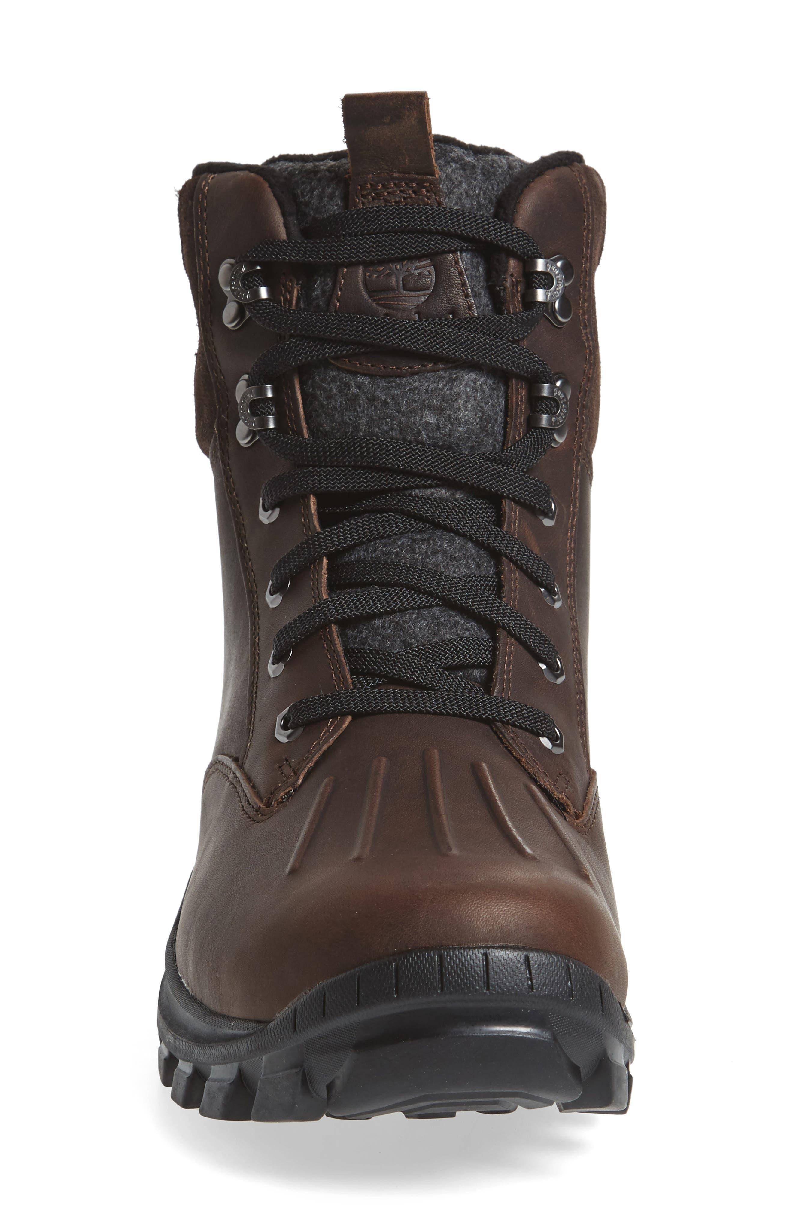 Alternate Image 3  - Timberland Chillberg Mid Waterproof Snow Boot (Men)
