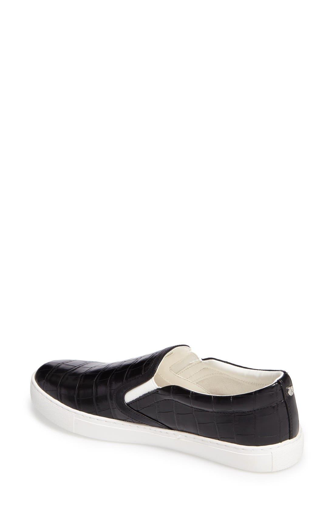 Alternate Image 2  - Sam Edelman Pixie Slip-On Sneaker (Women)