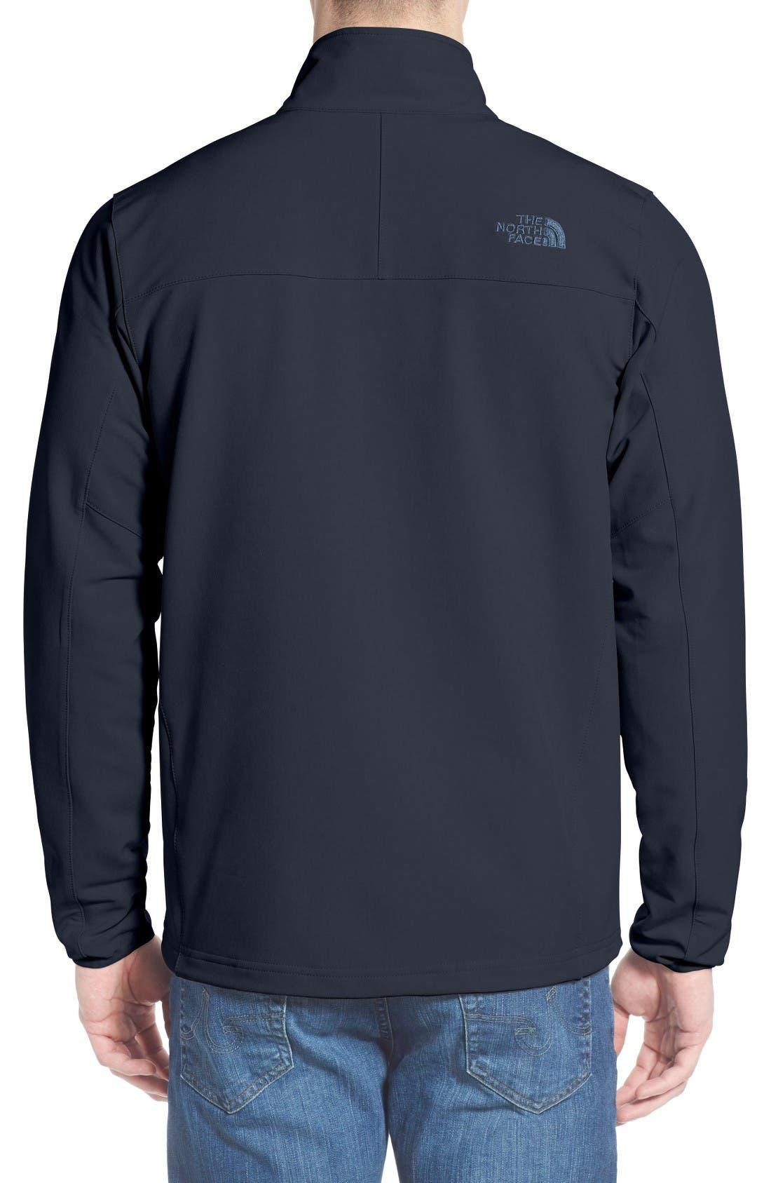 Apex Pneumatic Jacket,                             Alternate thumbnail 2, color,                             Urban Navy/ Urban Navy