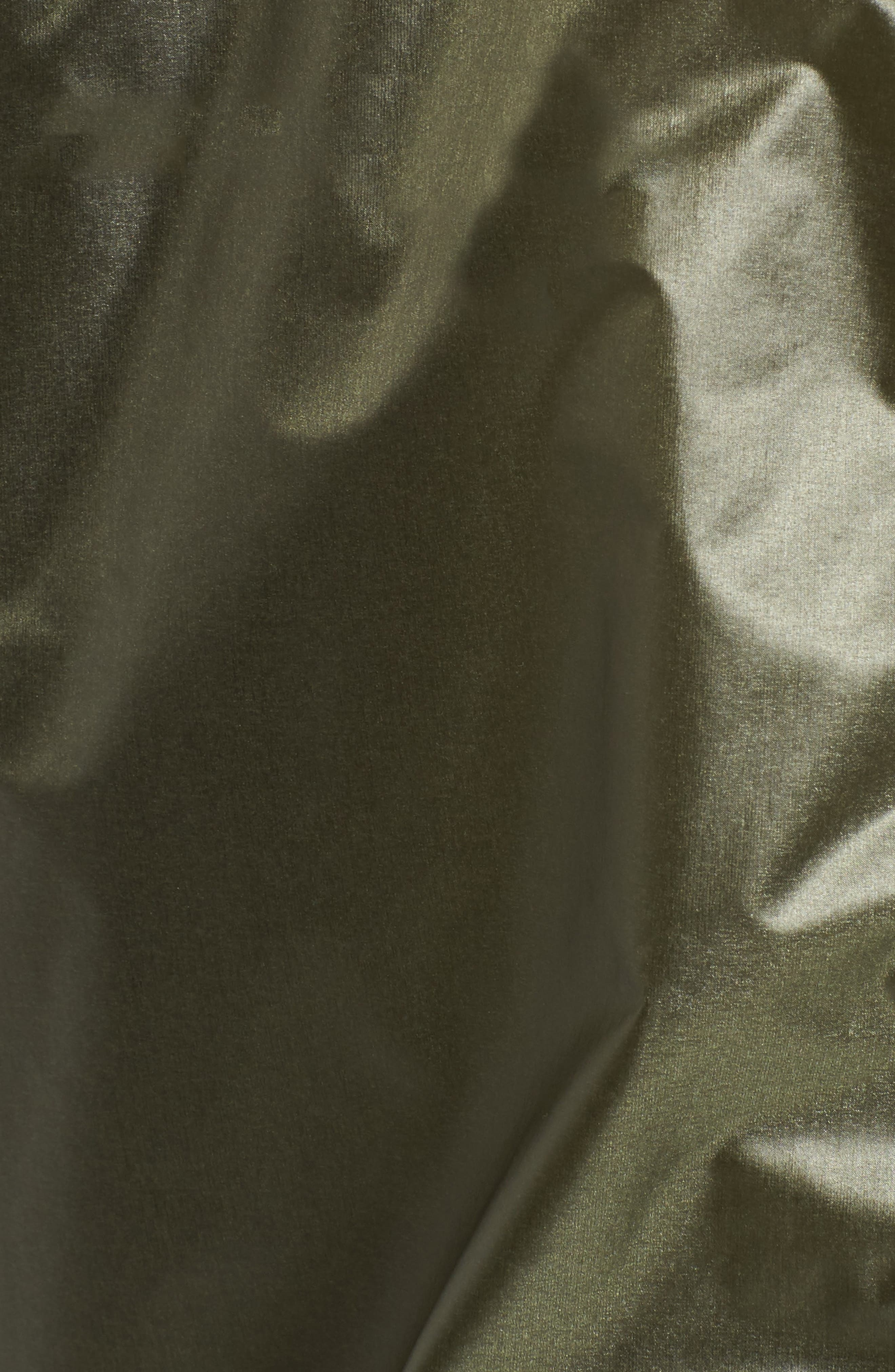 Wabasca Hooded Jacket,                             Alternate thumbnail 5, color,                             Sage