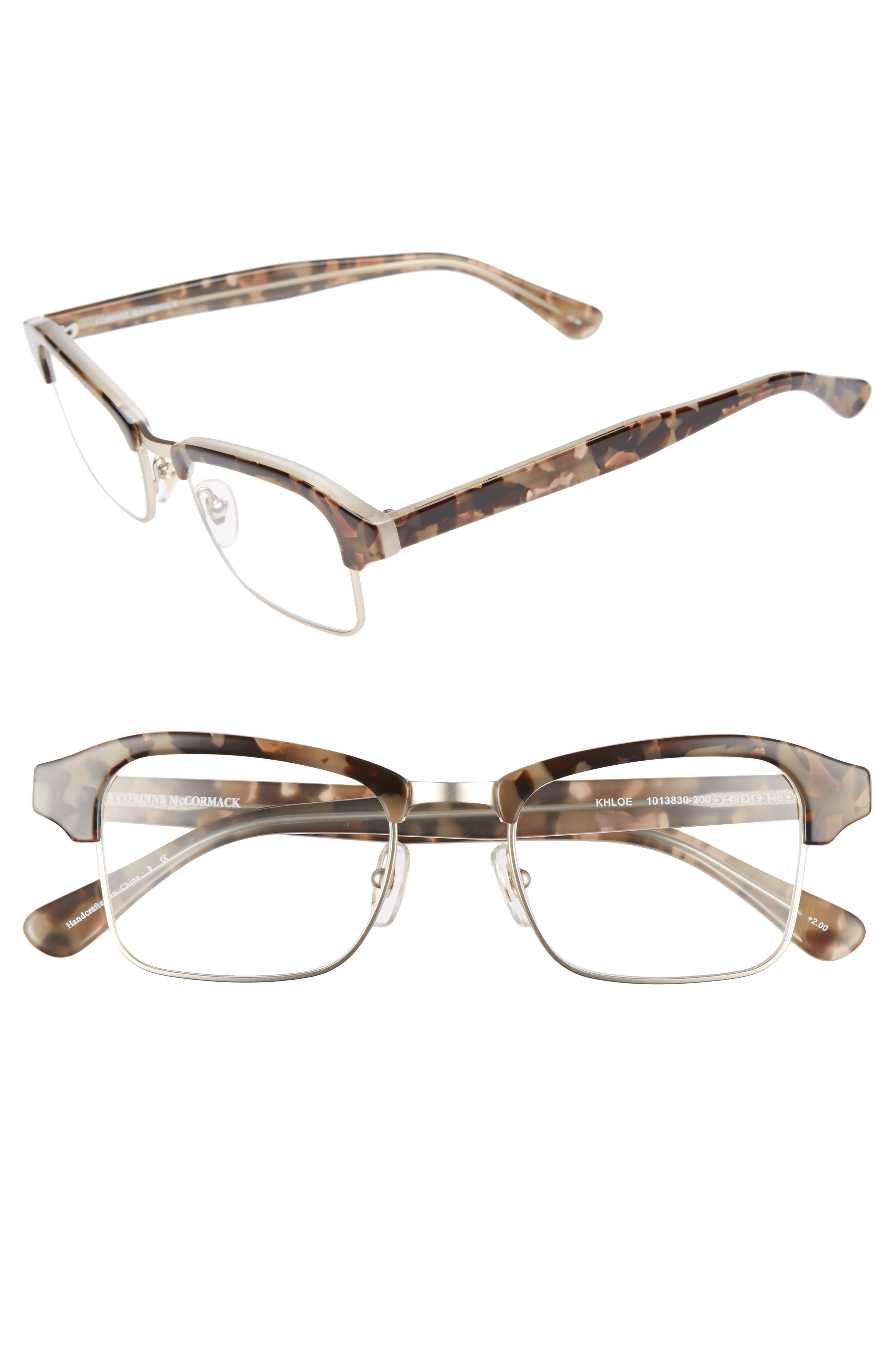 Corinne McCormack Khloe 49mm Reading Glasses