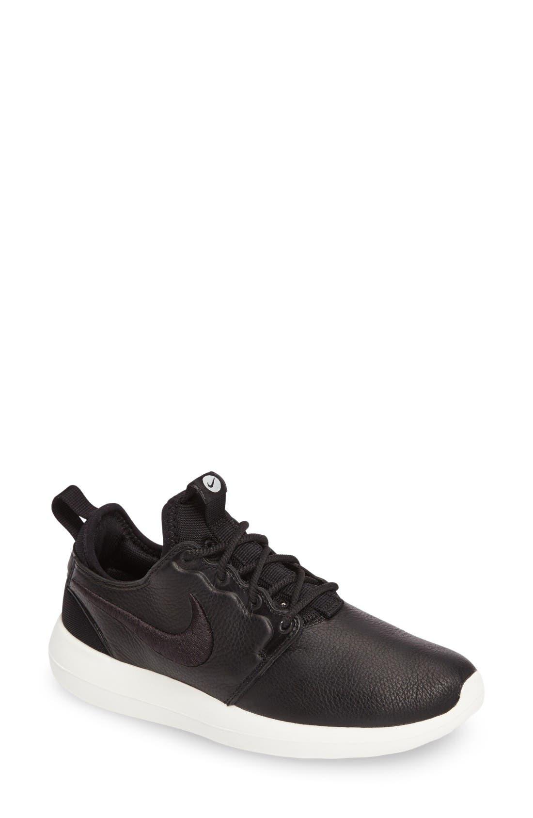 Alternate Image 1 Selected - Nike Roshe Two Si Sneaker (Women)