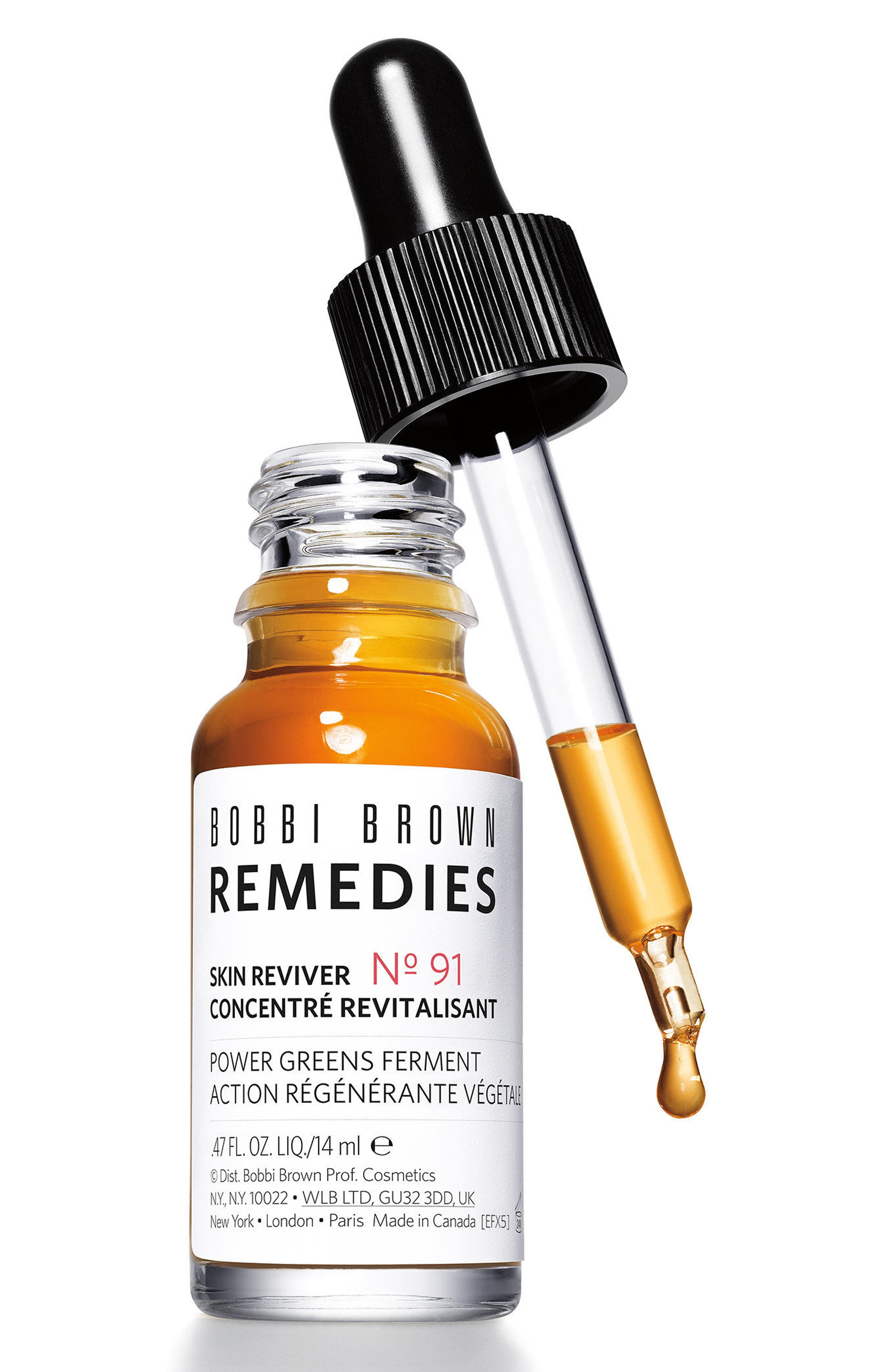 Remedies Skin Reviver Power Greens Ferment,                             Main thumbnail 1, color,                             No Color