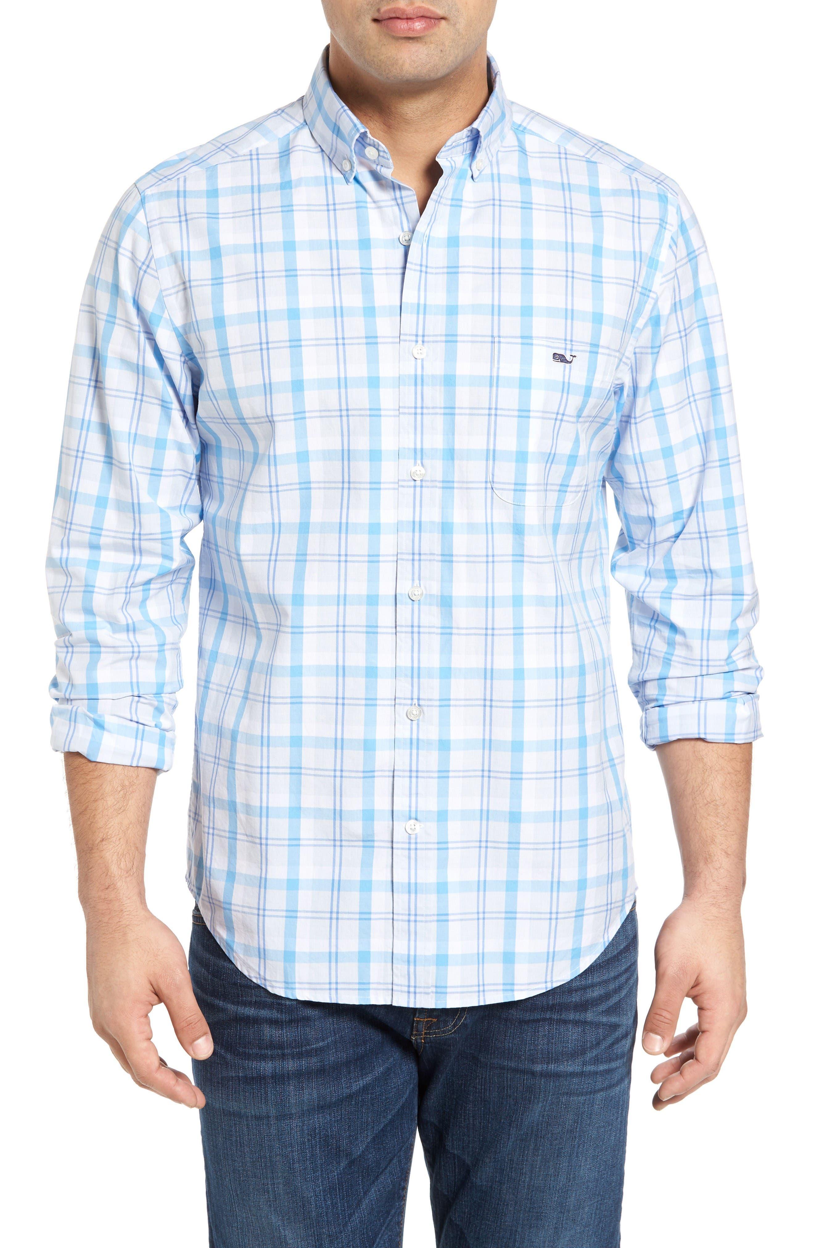 vineyard vines Stony Bay Tucker Slim Fit Sport Shirt