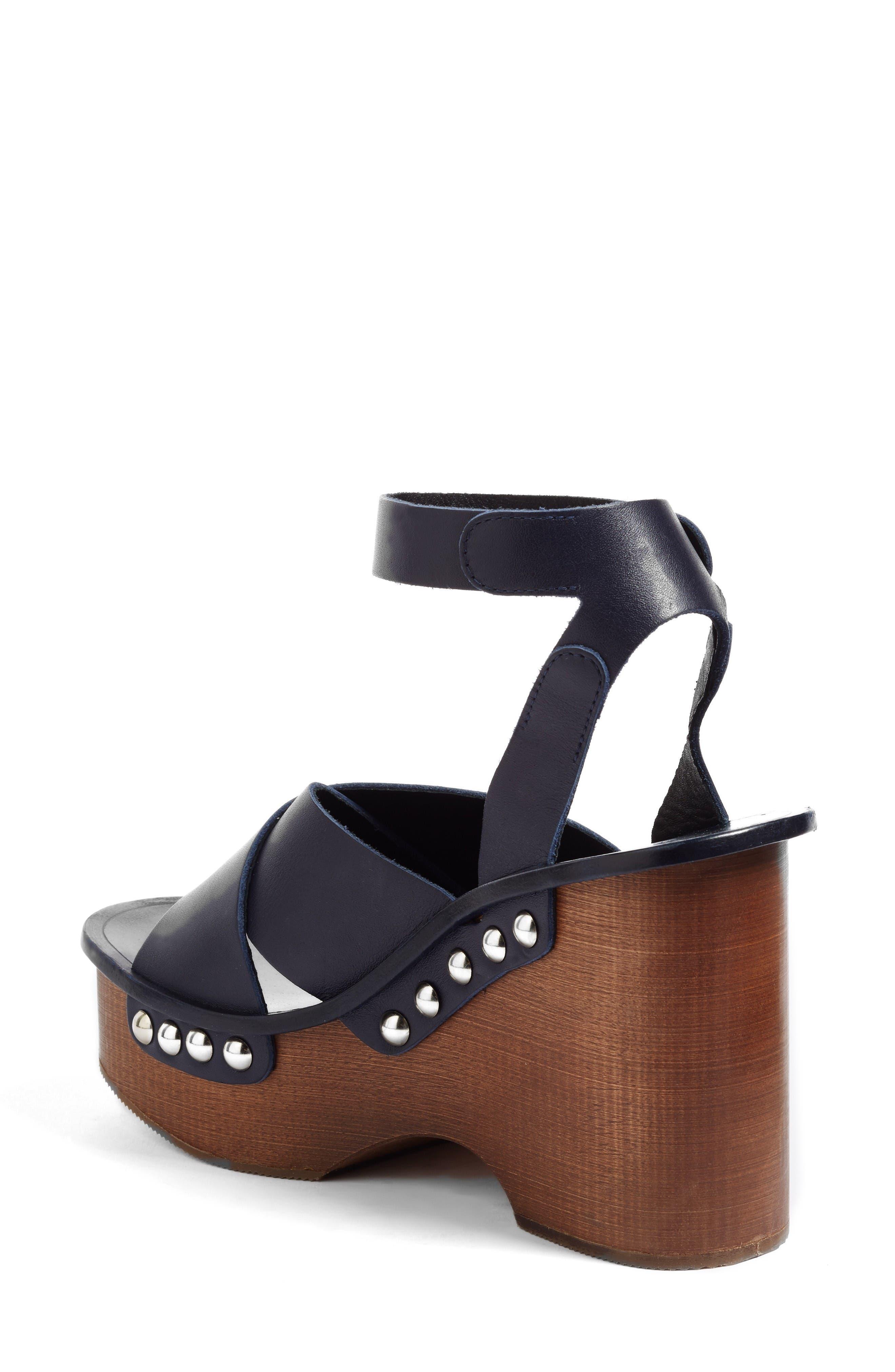 Alternate Image 2  - rag & bone Hester Platform Sandal (Women)