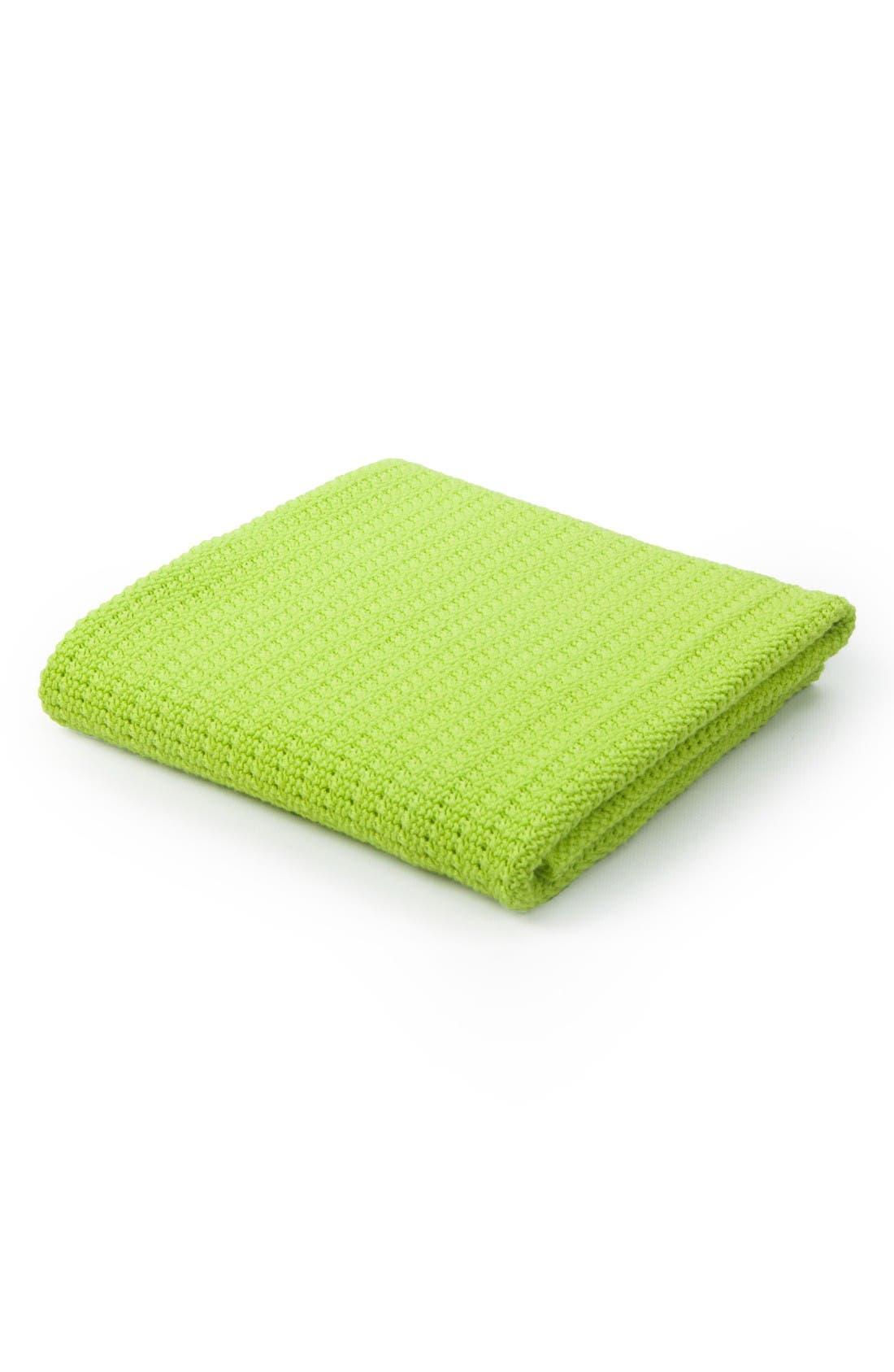 Alternate Image 1 Selected - Moba Cellular Cotton Baby Blanket