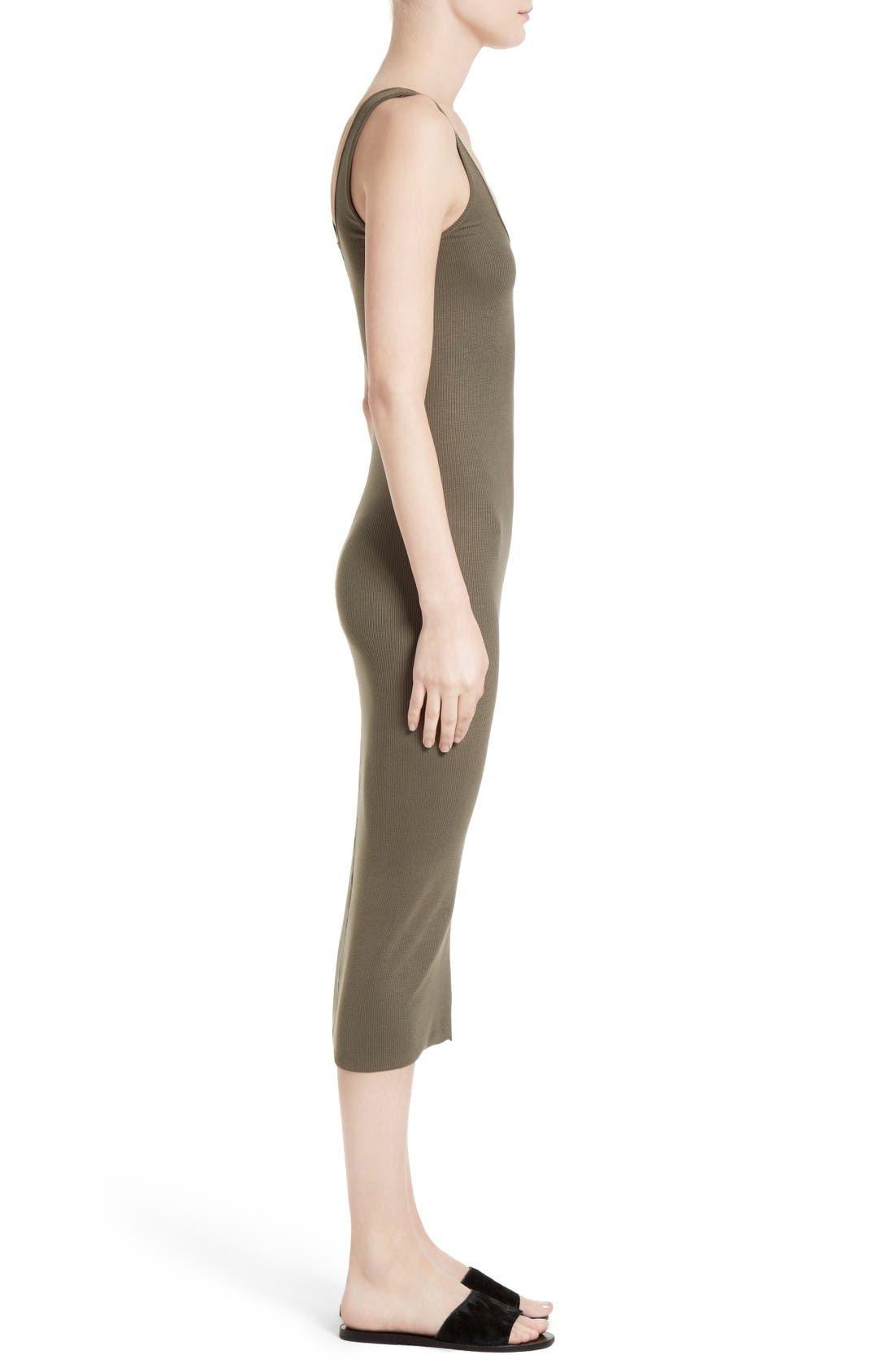 Alternate Image 3  - Twenty Rib Tank Dress (Nordstrom Exclusive)