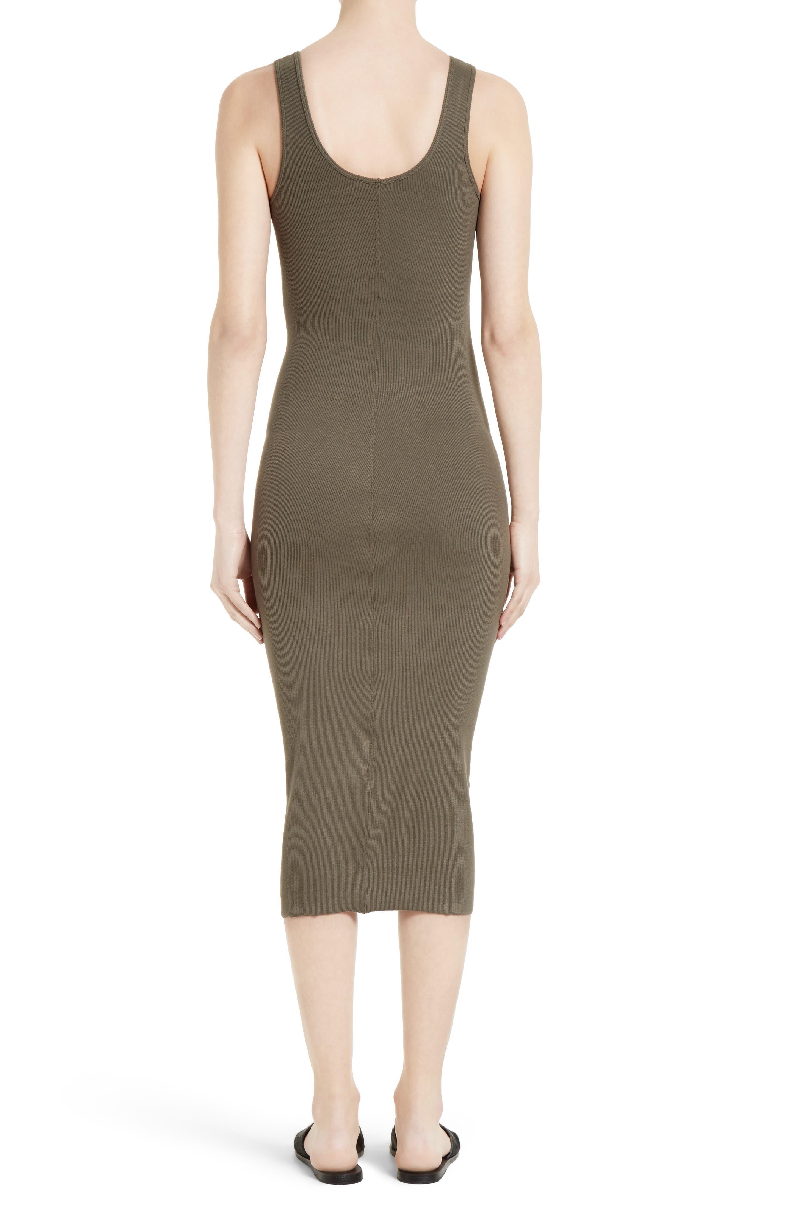 Alternate Image 2  - Twenty Rib Tank Dress (Nordstrom Exclusive)