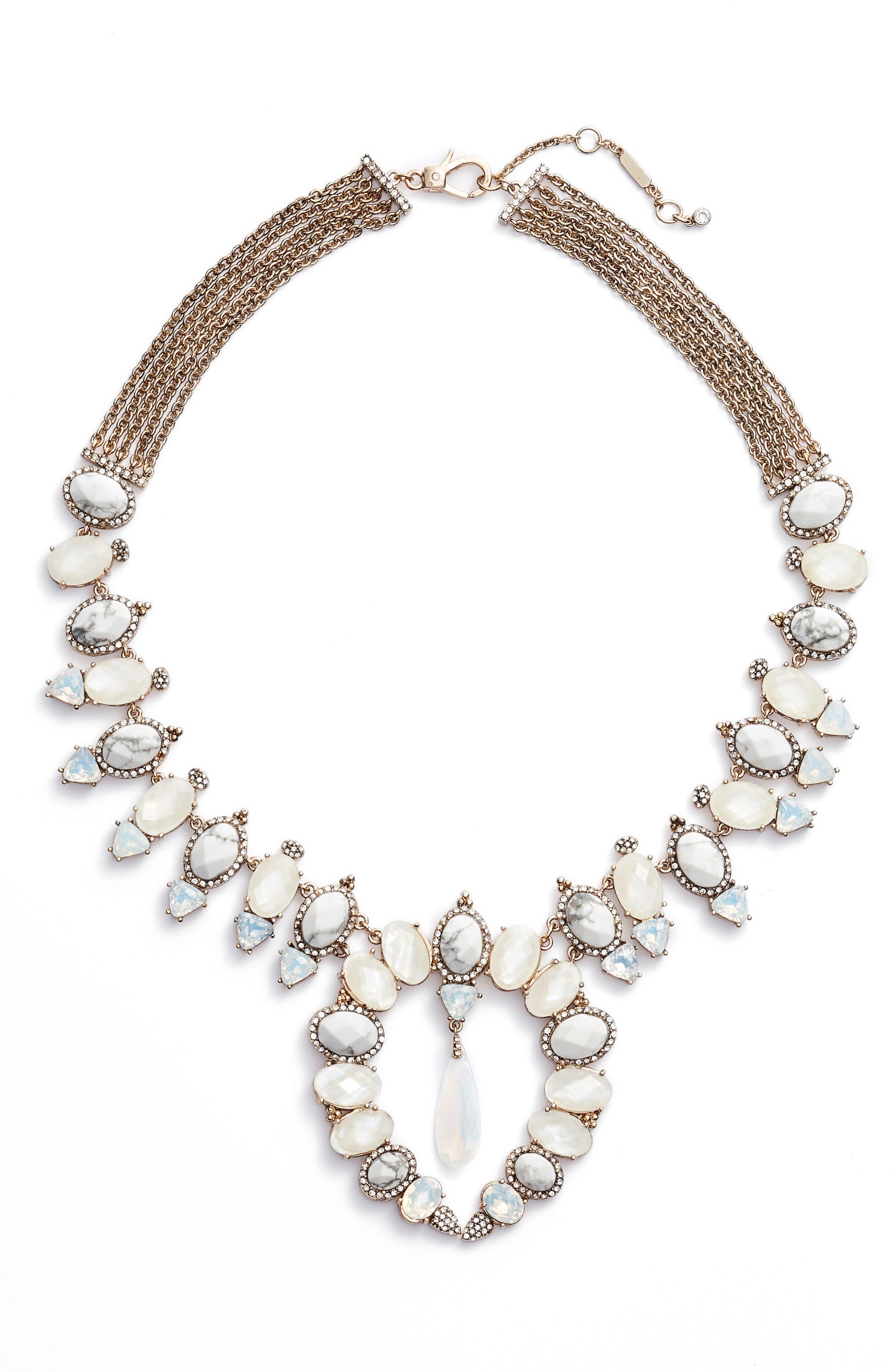 Main Image - Jenny Packham Wanderlust Collar Necklace